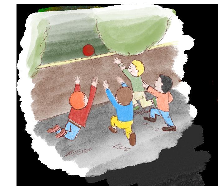 Kinderverhaal De Aardmannetjes Spelen_voetbal