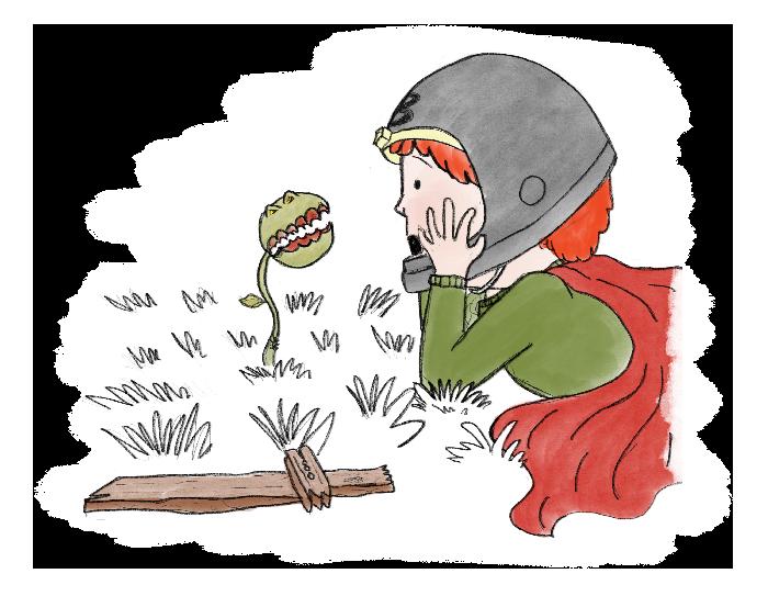 Kinderverhaal Ridder Bram 09