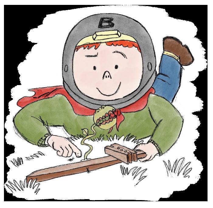 Kinderverhaal Ridder Bram 10
