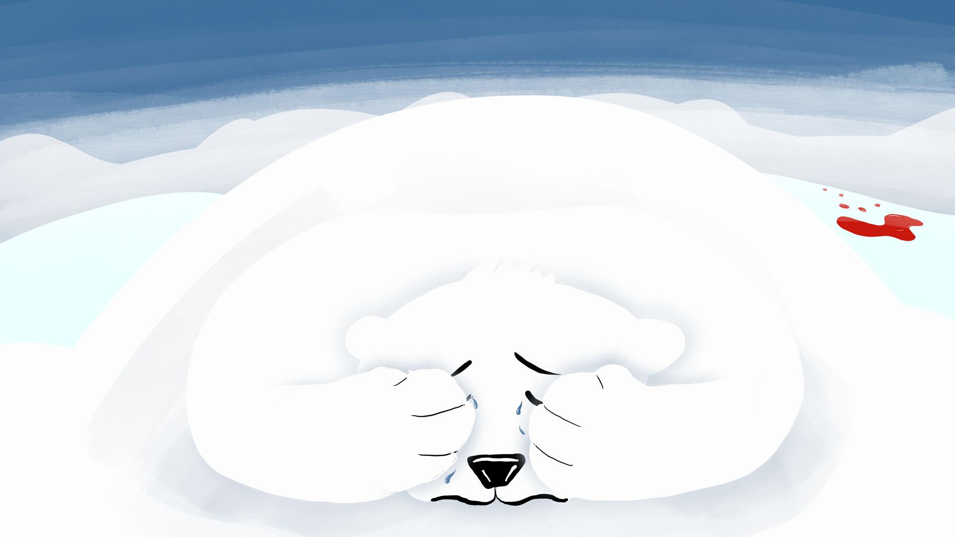Voorleesverhaal voor kinderen Joereer de IJsbeer 03