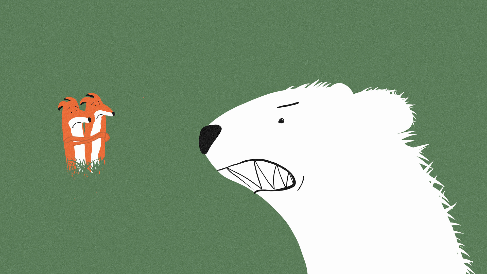 Voorleesverhaal voor kinderen Joereer de IJsbeer 06